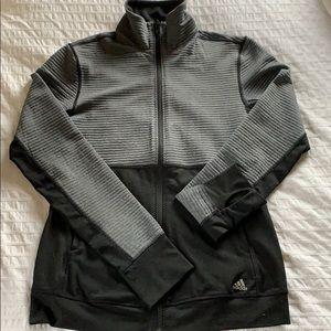 Adidas Climalite Active Zip-Up Sweater
